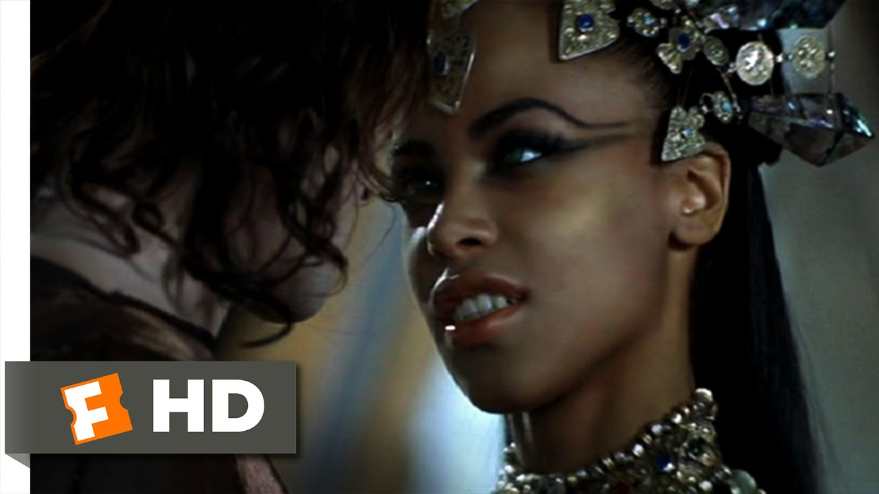 Queen Of The Damned 4 8 Movie Clip Queen Akasha Arrives 2002 Hd Youtube