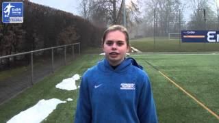 B-Juniorinnen TSV 05 Reichenbach: Johanna Ott
