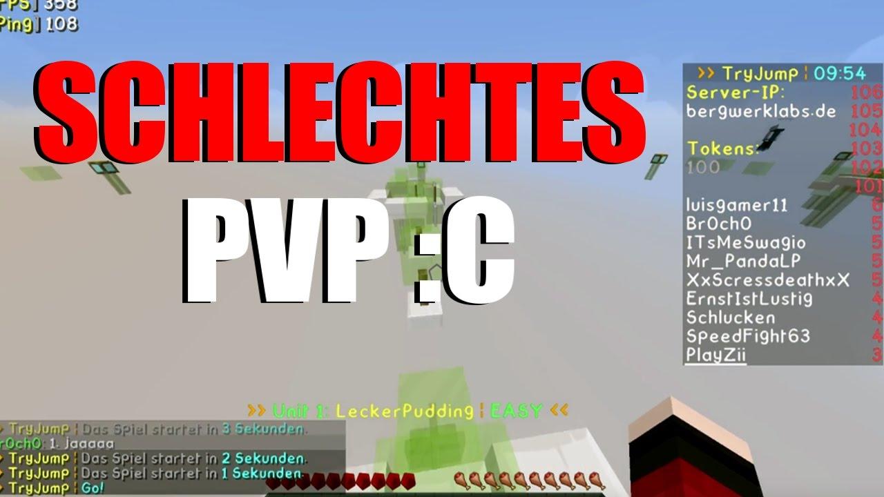 Mal Was Anderes Minecraft TryJump BergWerklabsde YouTube - Minecraft tryjump spielen