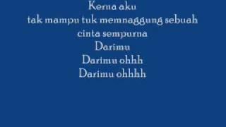 yuna cinta sempurna lirik