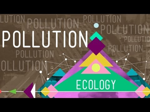 Pollution: Crash Course Ecology #11