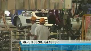 Maruti's Q4 net jumps two-fold