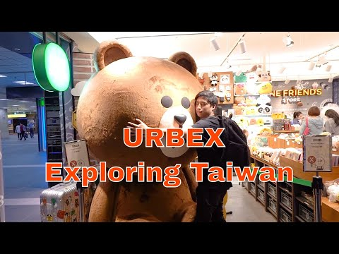 Exploring With Steve: Creative Collabs in Taiwan