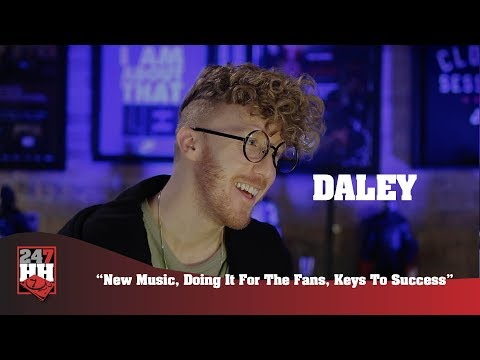 Daley - New Music, Doing It For The Fans, Keys To Success (247HH Exclusive)