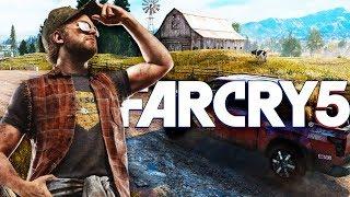 🔴Первый взгляд - Far Cry 5