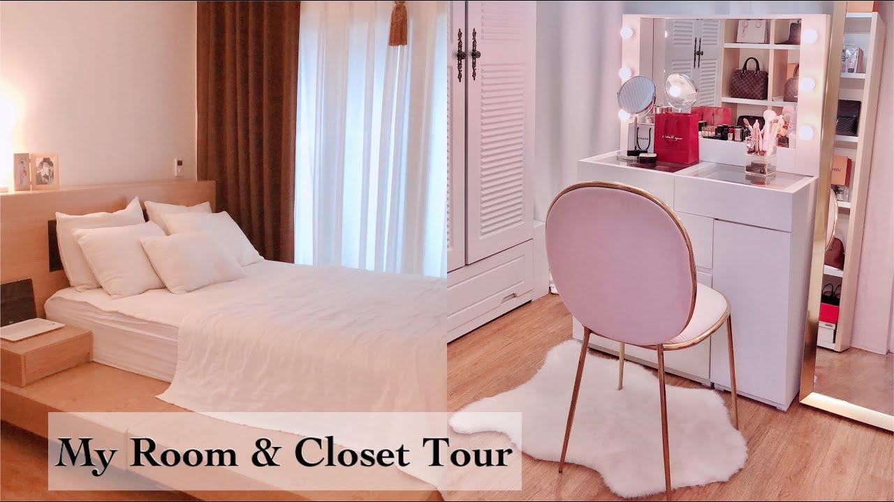 Download MY ROOM AND CLOSET TOUR   SOUTH KOREA 2020
