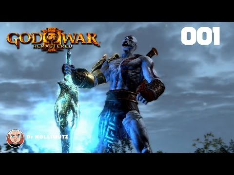 God of War 3 #001 - Kratos' Rache endet jetzt [PS4] Let's Play GOW3 remastered