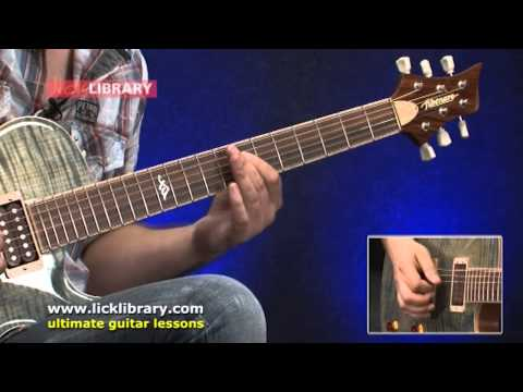 Fusion Guitar Performance With Tom Quayle | 51 Killer Fusion Licks Licklibrary
