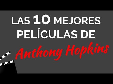 Las 10 mejores películas de ANTHONY HOPKINS