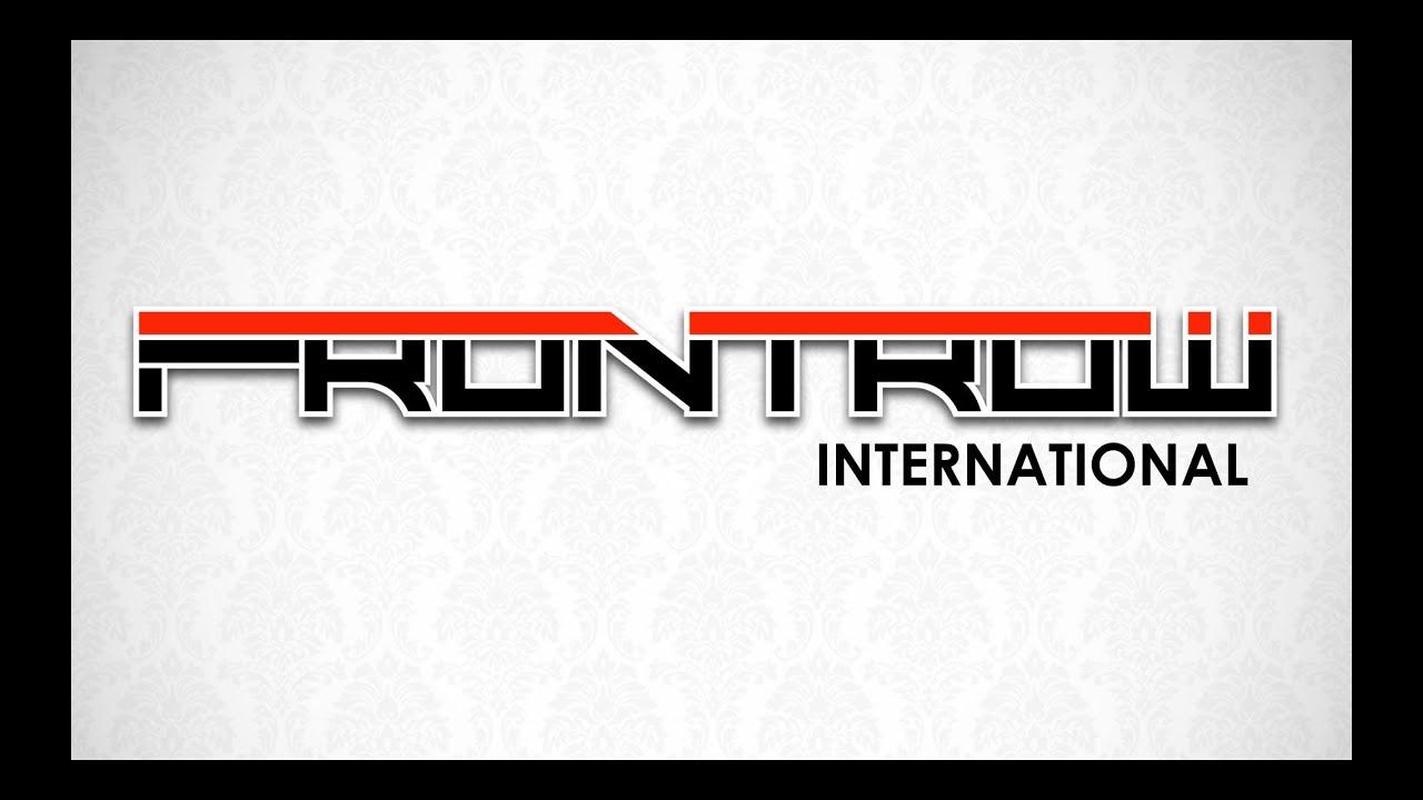 frontrow international marketing presentation  english