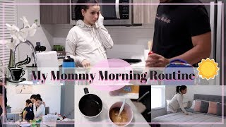 My Mommy Morning Routine ⎮School Day Running Errand Day