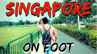 Singapore On Foot | Ft. Mansoor Qureshi | Asad Ali