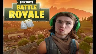 Fortnite: Battle Royale - CAN THE LITTLE CLUB GET A #1 FINISH???