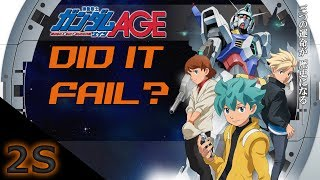 A Closer Look At Why Gundam Age Failed (Tokyosaurus Response)