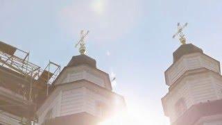 Троицкий Собор (Новомосковск, Днепропетровская обл) 2014(Для любителей архитектуры и древностей, реставрация Новомосковского Троицкого собора — это уникальная..., 2016-02-20T20:18:53.000Z)