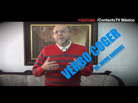 Dr. David Barrios, Sex�logo Verbo Coger