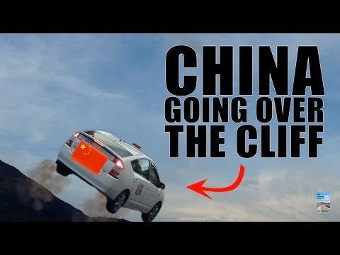 Stocks CRASH and BURN as China Plunges Nearly 9% Triggering Panic!