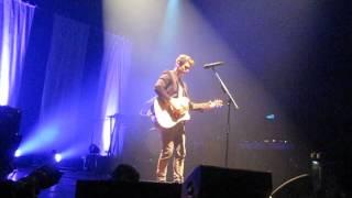Bastian Baker - Smile - 25/04/2013 @ Olympia Music Hall Paris
