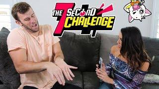 7 SECOND CHALLENGE | Brodie & Kelsey