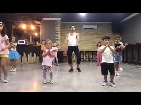 Çocuk Dansları Eğitimlerimiz