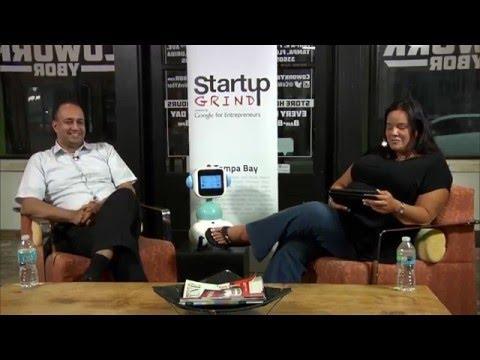 Startup Grind Tampa Bay hosts Gavenraj Sodhi (7 Senses Labs)