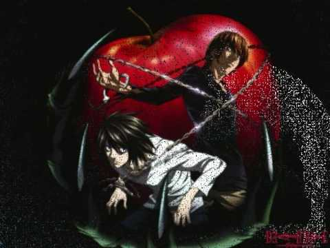 Death note  (maximum the hormone)