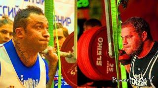 Марченко Владимир Бебенин Григорий 125 кг Чемпионат мира 2020 г PRO WRPF