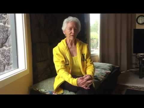 Resident of Volcano, HI talks about Kilauea eruption on May 17, 2018