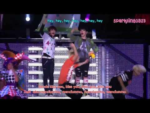 [INDO SUB] SHINee - Kiss Yo