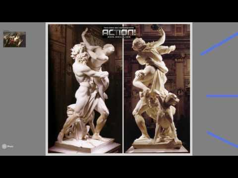 """El rapto de Proserpina"" de Gian Lorenzo Bernini"