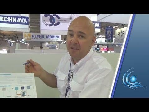 Posidonia 2018: Hellenic Shipping News Worldwide TV Interviews Maersk Fluid Technology
