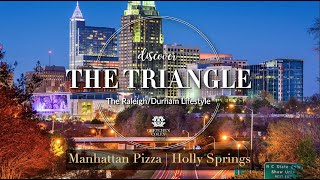 Gretchen Coley Properties: Discover The Triangle Manhattan Pizza Holly Springs