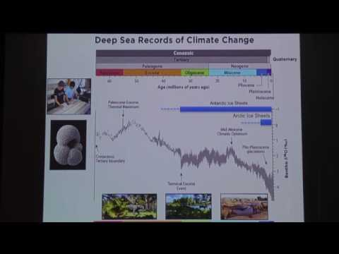 Wyoming: Change over the last 65 Million Years: Presented by Mark Clementz U of WY