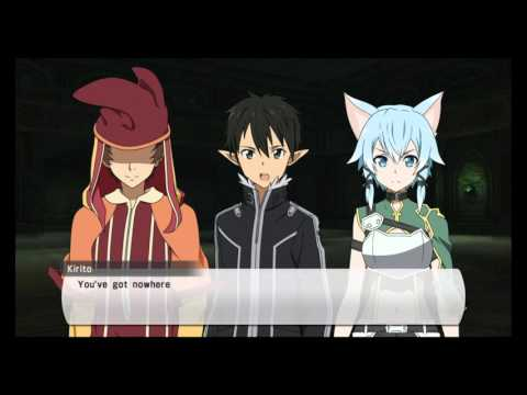 Sword Art Online: Lost Song Downfall Of Loki Part 2