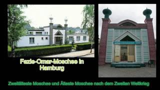 Moscheen der Ahmadiyya Muslim Jamaat Deutschland - HD - 100 Moschee Projekt