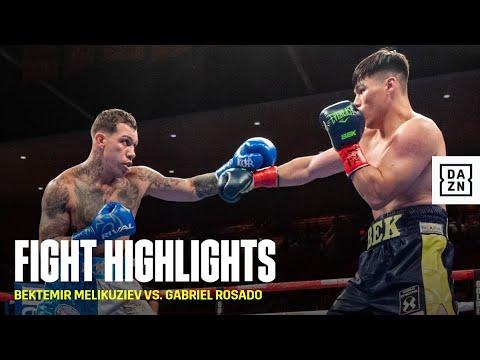 Download HIGHLIGHTS | Bektemir Melikuziev vs. Gabe Rosado
