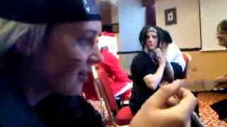 Naruto goes Ninja Speed Dating Nom-Con 2010