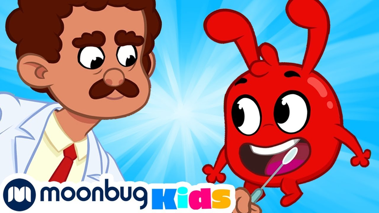 My Magic Pet Morphle – Morphle Goes To The Dentist | Full Episodes | Funny Cartoons for Kids
