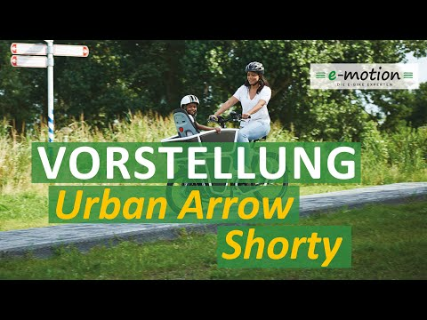 urban-arrow-shorty---2020-|-ein-kompaktes-&-wendiges-lasten-e-bike