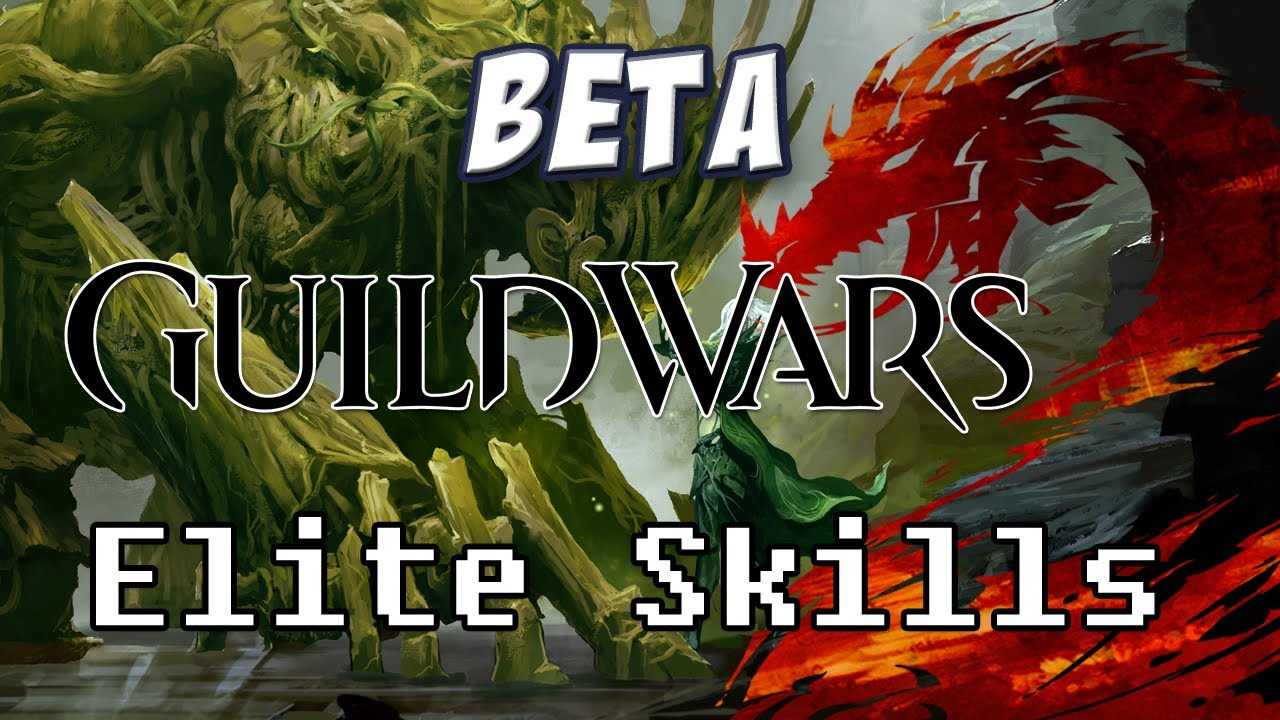 Yogscast - Guild Wars 2: Human, Norn and Charr Elite Skills