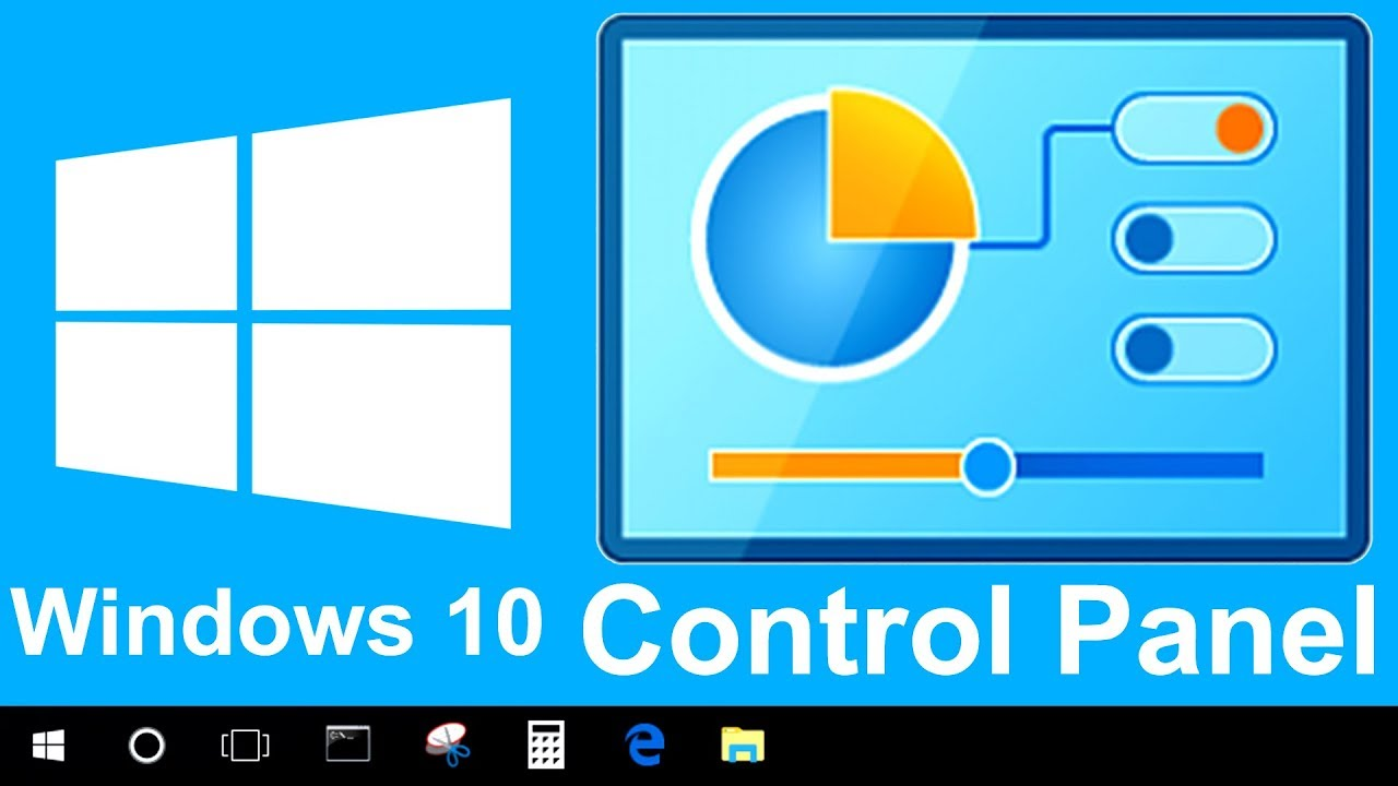 5 Ways How To Find Control Panel In Windows 10 And Add