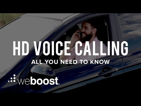 HD Voice or VoLTE - Everything you need to know | weBoost