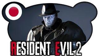 Hi Mr. X - Resident Evil 2 Remake Claire 🇯🇵 #03 (Horror Gameplay Deutsch)