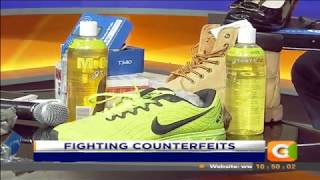 Fight against counterfeits intensified #CitizenExtra