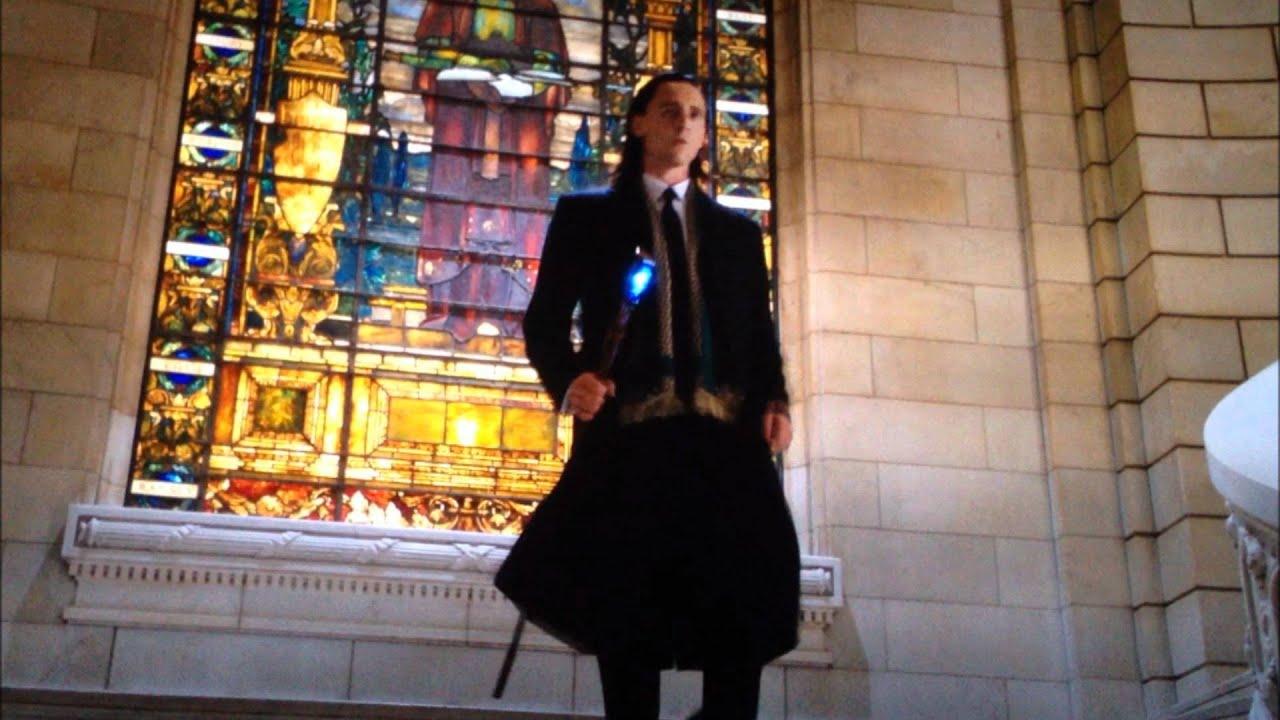 Avengers - Loki in Stuttgart (Franz Schubert -- String