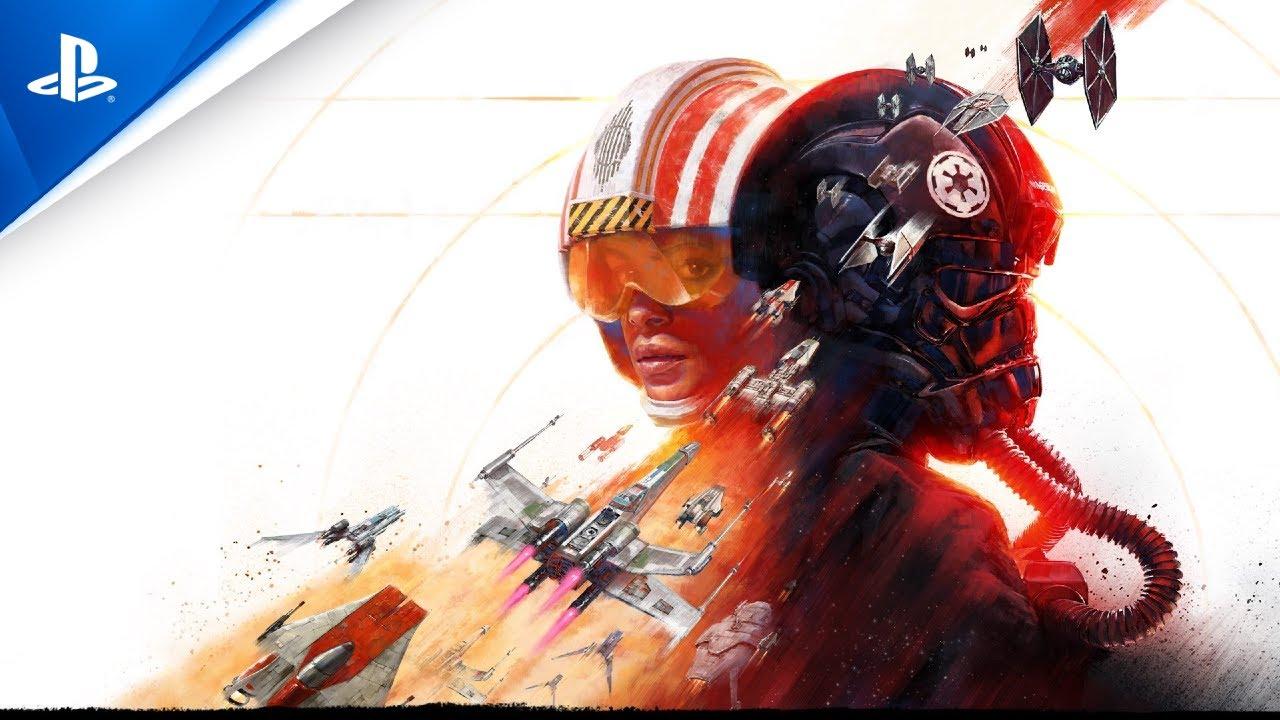 STAR WARS: Squadrons | Bande-annonce de révélation - VOSTFR | PS4 ...