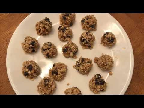 Allergy-Friendly Granola Bites That Kids Can Make   Milk Allergy Mom