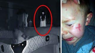 Kind verschwindet Nachts ständig aus dem Bett. Dann sieht die Mutter etwas Schlimmes!