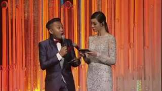 Ivy Grace Paredes singing Chandelier at the 21st Asian Television Awards in Singapore