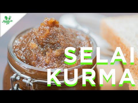 Resep Selai Kurma